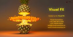 #VisualConnections is full-fledged Developing team helps your business to get animation studios, web design projects, vfx and film making companies in India. Know more here:- www.visualconnections.in Contact us - (+91) 9035 003 852