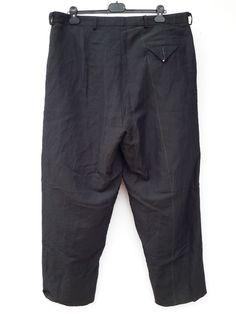 Paul Harnden derby UK7 / Paul Harnded trousers L / Lumen et Umbra Tee L - StyleZeitgeist