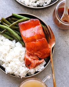 Meal prep recipes with 9 ingredients or less meal prep recipes honey sriracha salmon in 8 minutes forumfinder Gallery