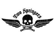 Two Springers Motorcycle Club logo