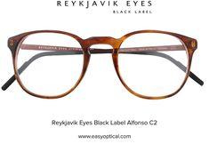 Reykjavik Eyes Black Label Alfonso C2