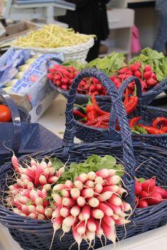 Cap Ferrat market , France