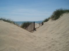 Camber Sands, near Rye East Sussex, England
