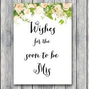 TH01-5×7-wishes-for-bride-sign-peonies-floral-bridal-shower-game
