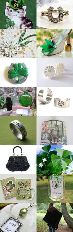 lucky in love by blancheb on Etsy--Pinned with TreasuryPin.com