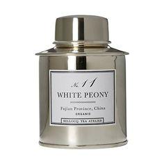 Bellocq White Peony Tea