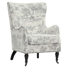 Livingston Arm Chair - Heather Scott Home