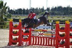 Participacion en CSI Mijas Autumn Tour 2014 #equestrian #horse #horses #horsejump #competition #equine #chile #equitacion #horserider #showjumping #mijas #españa #spain #costadelsol #equestriantour #autumncup