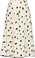 Shop our edit of women's designer Skirts from luxury designer brands at MATCHESFASHION White Pleated Skirt, Black And White Skirt, White Skirts, Black White, Top 10 Fashion Designers, Calf Length Skirts, High Waisted Skirt, Waist Skirt, Polka Dots