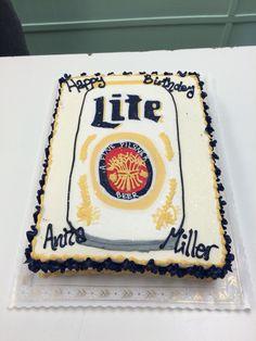 miller lite can - Homestyle bakery Antioch, TN