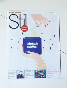Got a copy of my Stil cover in the post! Nice to see it for reals.
