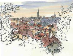 Bern Old City