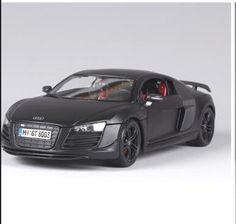 1:18 Free Shipping Supercar Audi R8 GT Diecast Car Model Toy Car Model  Electronic