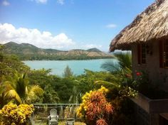Back to the BEAUTIFUL island where my grandma and granpa reside... #Haiti