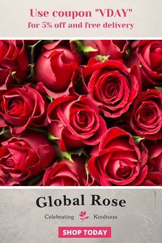 World-class selection and wholesale prices, let Global Rose build the perfect Valentine's Day floral arrangement for your loved ones. Order early for best pricing and availability. Valentine Gifts For Girls, Best Valentine Gift, Happy Valentines Day, Country Western Decor, Flower Tattoo Meanings, Gum Paste Flowers, Valentines Flowers, Do It Yourself Crafts, Love Rose