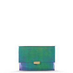 STELLA McCARTNEY Bags Women's STELLA McCARTNEY Clutch bag PAPER BECKETT ENVELOPE CLUTCH $ 770.00 STYLE: 335854W9488
