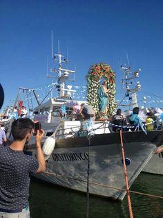 ☆☆Festa della Madonna in mare, Porto Garibaldi , Ferrara Emilia Romagna