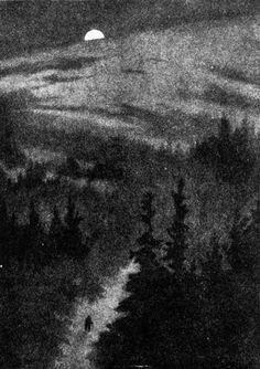 Husmand - Theodor Severin Kittelsen