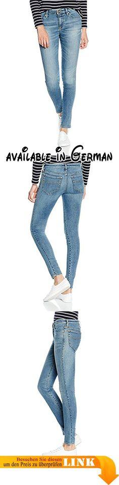 Diesel, Damen Jeanshose Skinzee Pantaloni, Blau (01), W27/L30 (Herstellergröße: 27). Stil: Straight Leg #Apparel #PANTS