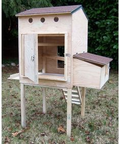 Creative Coops Small Hen House Starter Kit - Chicken Coops at Hayneedle