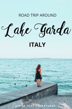 Lake Garda is the largest lake in Italy, located in between the provinces of Verona, Brescia and Trentino. Surrounded by mountains with a gorgeous Mediterranean climate, Lake Garda was a beautiful surprise! Lake Garda   Garda   Italy   Malcesine   Peshiera   Sirmione   Road Trip   Planning   Summer #LakeGarda #Garda #Italy #Roadtrip
