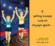 If selling houses was an Olympic Sport…..  If June was all about Brexit.  July was the Euros' Football and August has all been about the Olympics.  Team GB have had some amazing results, they have done Britain proud.   It got us thinking, if selling houses was an Olympic sport, could we being going for Gold?  #EstateAgents #SellingHouse #Lancaster #Morecambe #Teamwork