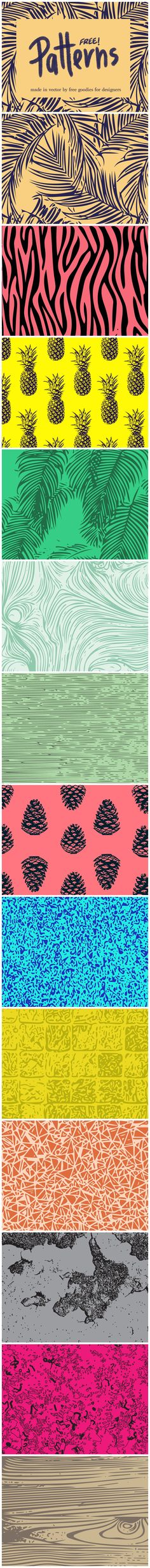 We're back with another freebie!  These #patterns that I'm sharing with you…