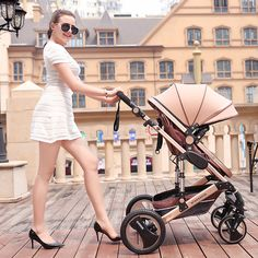 stroller pram 2016 Luxury baby throne 3 in 1 … « Best Baby Stroller|Baby Stroller Reviews And Ratings