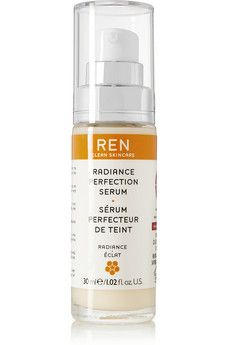 Ren Skincare Radiance Perfection Serum, 30ml |  Makes my skin look good again. No more dull complexion!