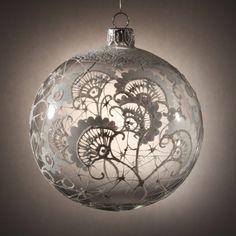 http://www.f-ariel.ru/products/frosty-patterns Шар прозрачный, диаметр 100 мм