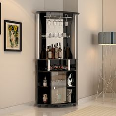 fold away black bar this foldout bar cabinet bar makes an ideal addition to your home dcor the home bar features a deep seductive black finisu2026