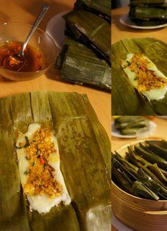 banh nam Hue recipe (in vietnamese)