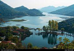 Karuc at Skadar Lake