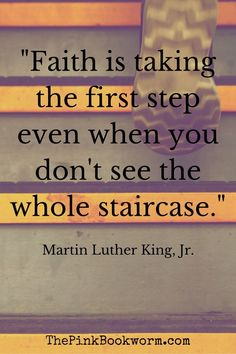 Quote of the Week by Martin Luther King, Jr.