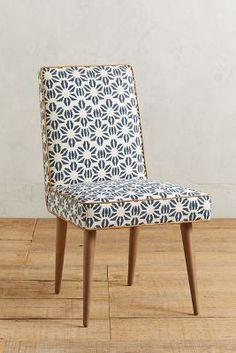 Shellflower Zolna Chair | Anthropologie