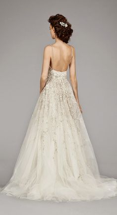 Lazaro Fall 2014 Bridal Collection