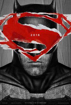 Novos cartazes de Batman vs Superman