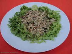Aprenda a preparar a receita de Salada Marroquina