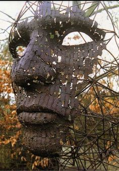 """Sculpture - This piece fascinates me. So happy to be able to """"KEEP"""" it because of  Pinterest."""