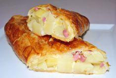 Strudel di patate con prosciutto e formaggio ©Le delizie di Patrizia Gabriella Scioni Ricette su: Facebook: https://www.facebook.com/Le-delizie-di-Patrizia-194059630634358/ Sito Web: https://ledeliziedipatrizia.com