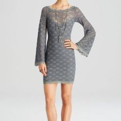 CLEARANCE  Lace Free People dress