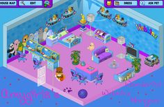 Top 25 awesome webkinz rooms #1