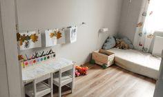 Dom w stylu Montessori