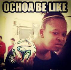 Mexico Vs Brazil 2014 Hahah