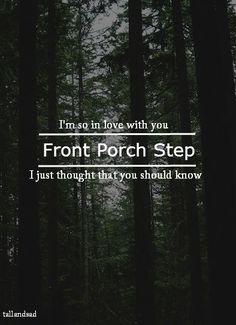 Front Porch Steps On Pinterest Porch Steps Concrete