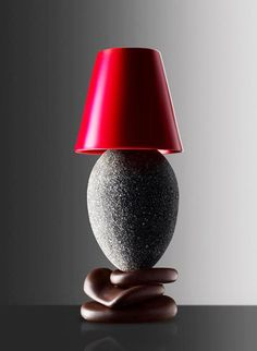 Very creative dessert in the shape of a lamp by Christophe Michalak I Love Chocolate, Chocolate Blanco, Chocolate Shop, Chocolate Art, Chocolate Recipes, Easter Chocolate, Creative Desserts, Fancy Desserts, Edible Eyes