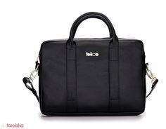 Skórzana damska torba na laptopa, JAKATOREBKA.PL