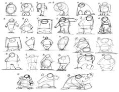 Character Sketches 351491945919566115 - Create a cartoon character – Skillshare Source by reveusebanale Character Design Tips, Character Poses, Character Sketches, Character Design Animation, Character Design References, Character Drawing, Character Design Inspiration, Character Illustration, Drawing Cartoon Characters