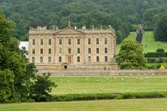 Visit Pride and Prejudice's Pemberley - Of course Pemberley was a fictional home in Miss Austen's imagination but the house has been depicted several times on film. Let's explore some of these locations: