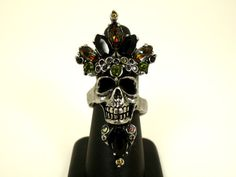 Witch Doctor Ring by MarthaRotten on Etsy, $88.00